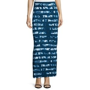 a.n.a Side-Slit Maxi Skirt Size S, XL